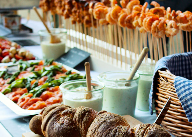 Catering-Events
